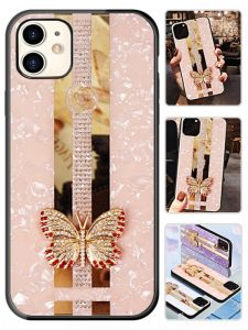 Butterfly Bling Bling Fashion Phone Case